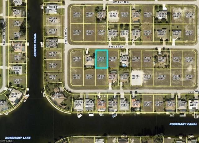 3806 SW 1st Ln, Cape Coral, FL 33991 (MLS #218051361) :: RE/MAX Radiance