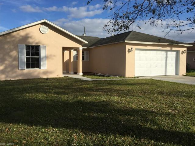 595 Bell Blvd S, Lehigh Acres, FL 33974 (MLS #218051963) :: RE/MAX Realty Team