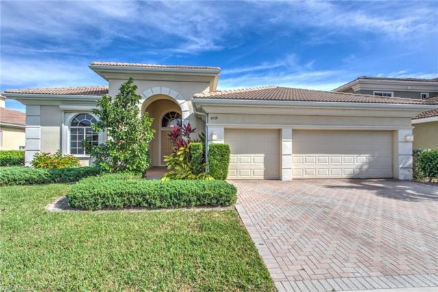 8739 Paseo De Valencia St, Fort Myers, FL 33908 (MLS #218056613) :: RE/MAX Realty Team