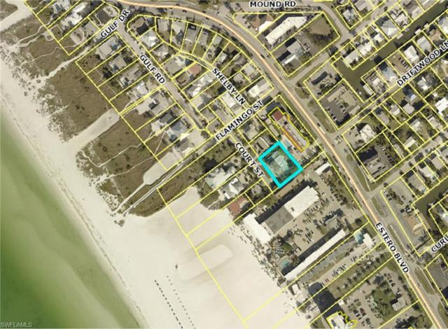 6145 Court St, Fort Myers Beach, FL 33931 (MLS #218057320) :: Royal Shell Real Estate