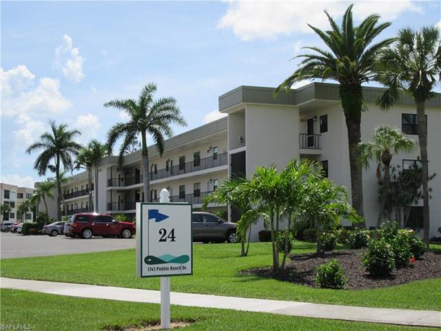 1747 Pebble Beach Dr #215, Fort Myers, FL 33907 (MLS #218058303) :: RE/MAX DREAM