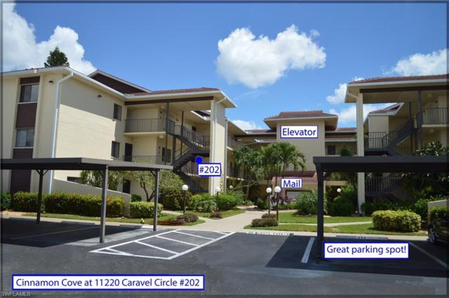 11220 Caravel Cir #202, Fort Myers, FL 33908 (MLS #218059133) :: The New Home Spot, Inc.