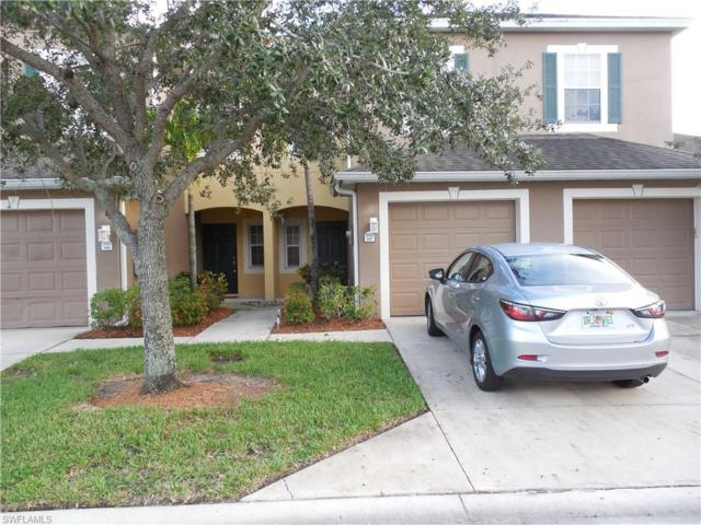 3643 Pine Oak Cir #107, Fort Myers, FL 33916 (MLS #218059255) :: RE/MAX DREAM
