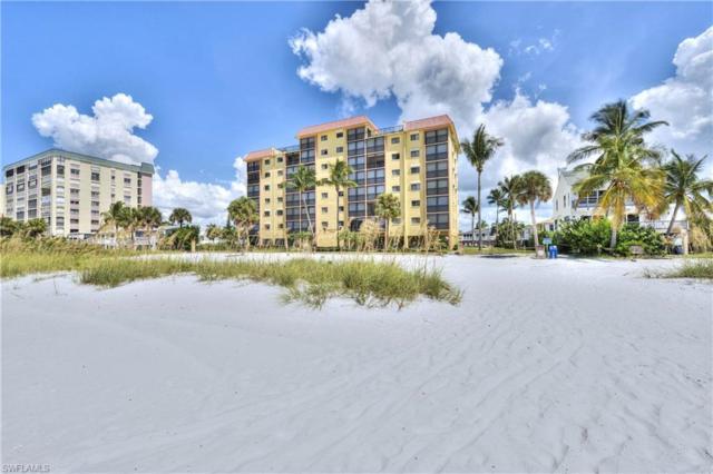 600 Estero Blvd #502, Fort Myers Beach, FL 33931 (MLS #218061611) :: RE/MAX Realty Team