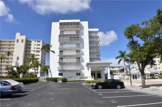 7000 Estero Blvd #201, Fort Myers Beach, FL 33931 (MLS #218062398) :: RE/MAX Realty Team