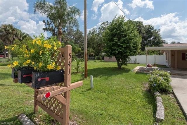 541 Monterey St, North Fort Myers, FL 33903 (MLS #218065922) :: RE/MAX Realty Team