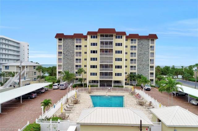 6900 Estero Blvd #208, Fort Myers Beach, FL 33931 (MLS #218066453) :: Clausen Properties, Inc.