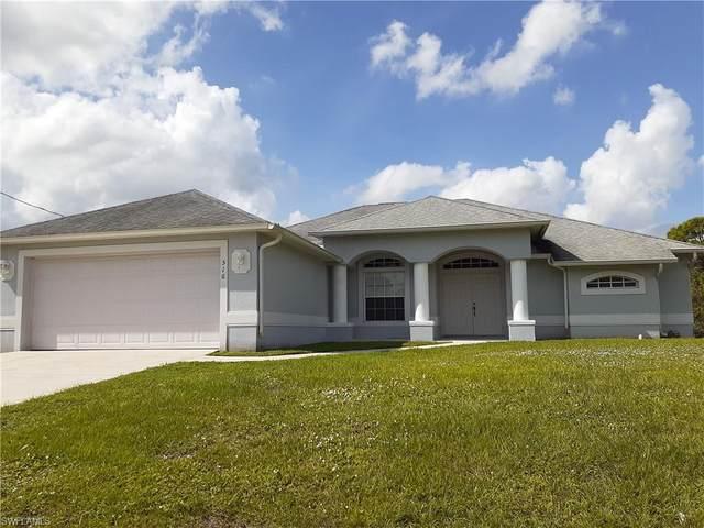 516 Parker Avenue S, Lehigh Acres, FL 33974 (MLS #218068723) :: Medway Realty
