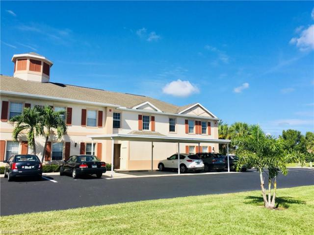 4213 Liron Ave #103, Fort Myers, FL 33916 (MLS #218071809) :: RE/MAX Realty Team