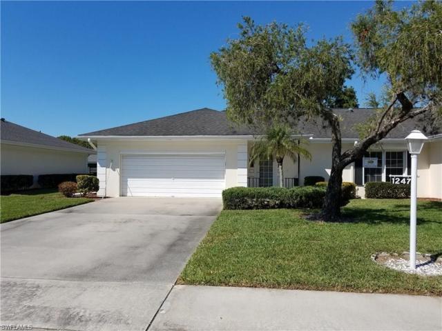 1247 S Brandywine Cir, Fort Myers, FL 33919 (MLS #218074362) :: RE/MAX Realty Team