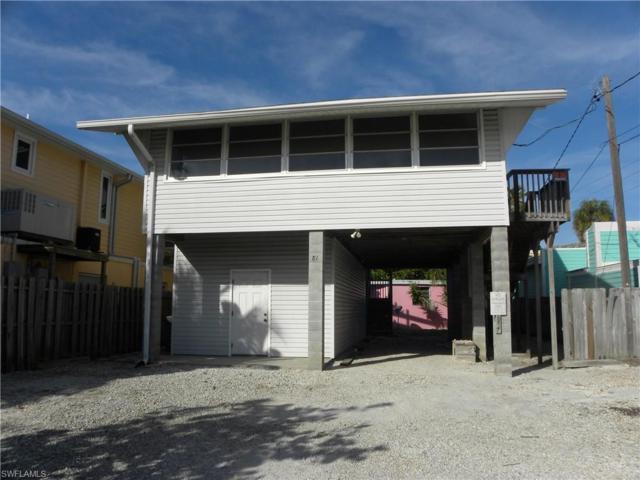 81 Miramar St, Fort Myers Beach, FL 33931 (MLS #218081391) :: John R Wood Properties
