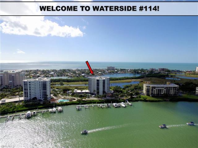 4198 Bay Beach Ln #114, Fort Myers Beach, FL 33931 (MLS #218084978) :: Clausen Properties, Inc.
