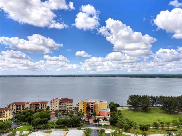 4013 SE 19th Pl #102, Cape Coral, FL 33904 (MLS #219001513) :: RE/MAX DREAM