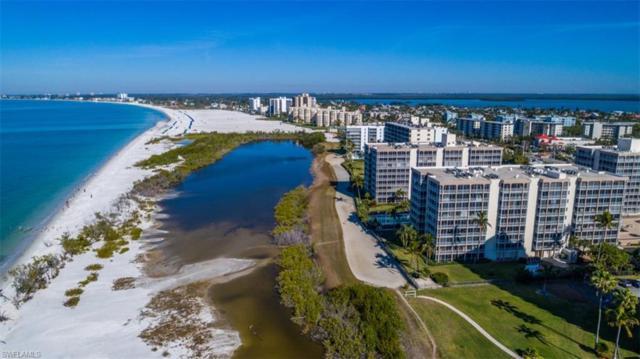 7150 Estero Blvd #303, Fort Myers Beach, FL 33931 (MLS #219006655) :: RE/MAX DREAM
