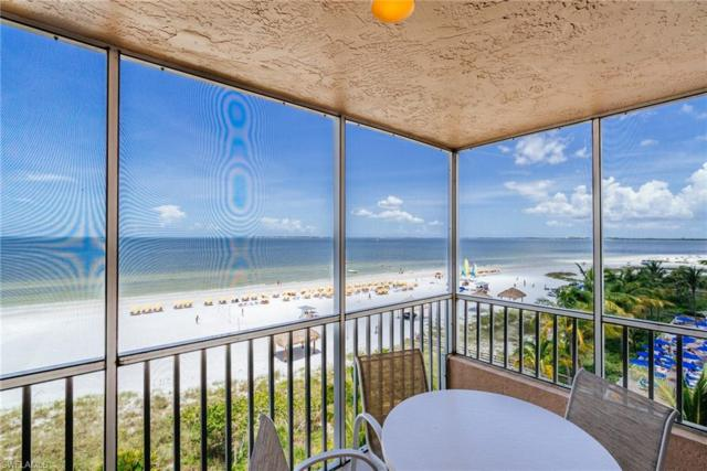 250 Estero Blvd #506, Fort Myers Beach, FL 33931 (MLS #219006697) :: Clausen Properties, Inc.