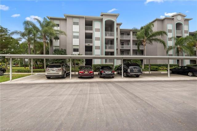 16615 Lake Circle Dr #421, Fort Myers, FL 33908 (MLS #219016856) :: #1 Real Estate Services
