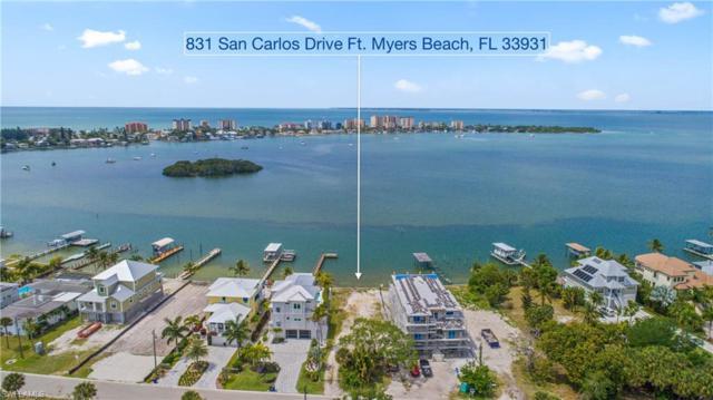 831 San Carlos Dr, Fort Myers Beach, FL 33931 (MLS #219025370) :: RE/MAX Radiance
