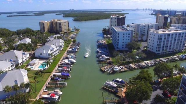 Boat Slip #7, Fort Myers Beach, FL 33931 (#219029066) :: The Dellatorè Real Estate Group