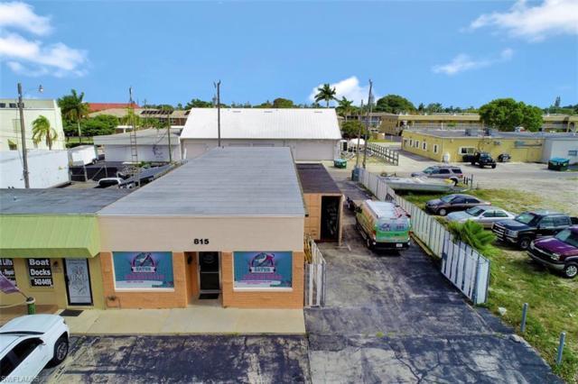 815 SE 47th St, Cape Coral, FL 33904 (MLS #219032075) :: Royal Shell Real Estate