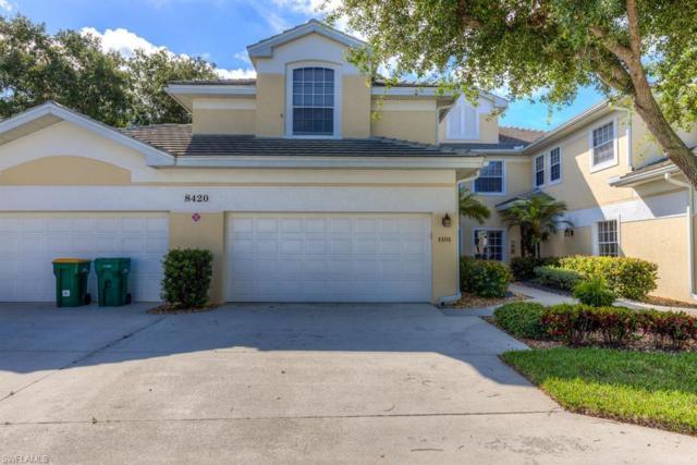 8420 Mystic Greens Way #1101, Naples, FL 34113 (MLS #219032320) :: John R Wood Properties