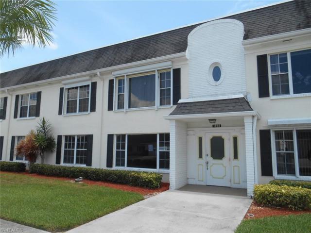 1288 S Brandywine Cir #1, Fort Myers, FL 33919 (MLS #219038806) :: #1 Real Estate Services