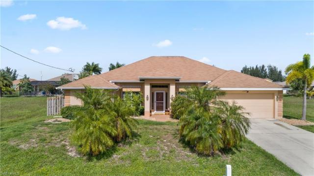 1149 NW 27th Ct, Cape Coral, FL 33993 (MLS #219044201) :: Kris Asquith's Diamond Coastal Group