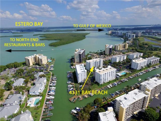 4331 Bay Beach Ln #353, Fort Myers Beach, FL 33931 (MLS #219047501) :: RE/MAX Realty Team