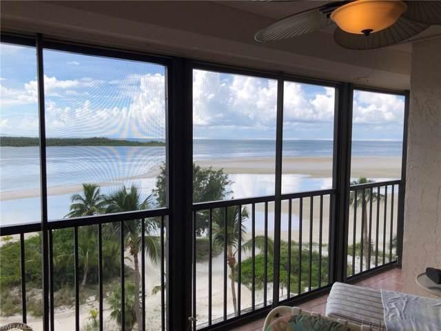 8400 Estero Blvd #603, Fort Myers Beach, FL 33931 (MLS #219051210) :: Kris Asquith's Diamond Coastal Group