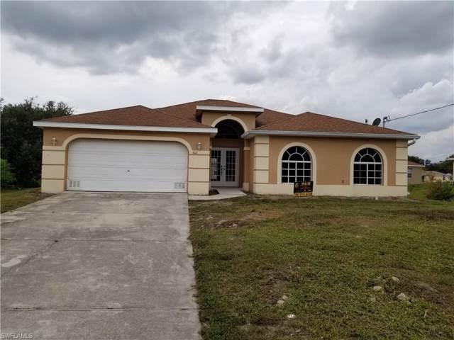 602 Pelee Ave, Lehigh Acres, FL 33936 (MLS #219053750) :: RE/MAX Realty Team