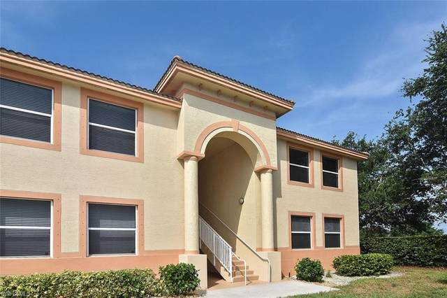 15361 Bellamar Circle #124, Fort Myers, FL 33908 (MLS #219055883) :: #1 Real Estate Services