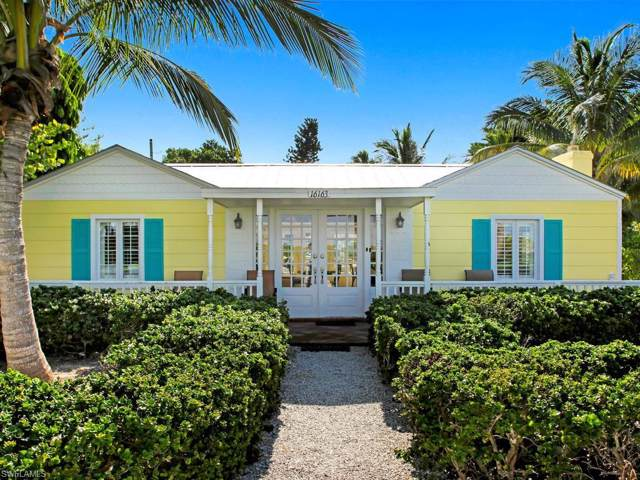 16163 Captiva Dr, Captiva, FL 33924 (MLS #219056910) :: Royal Shell Real Estate