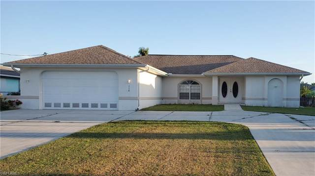 116 SW 38th Ter, Cape Coral, FL 33914 (MLS #219058749) :: Royal Shell Real Estate