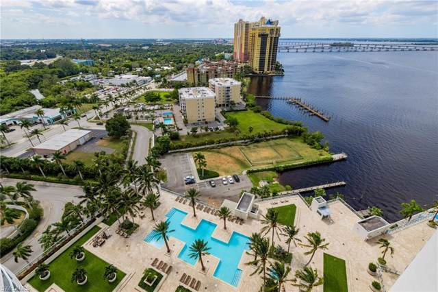 3000 Oasis Grand Boulevard #2106, Fort Myers, FL 33916 (MLS #219064809) :: RE/MAX Realty Team