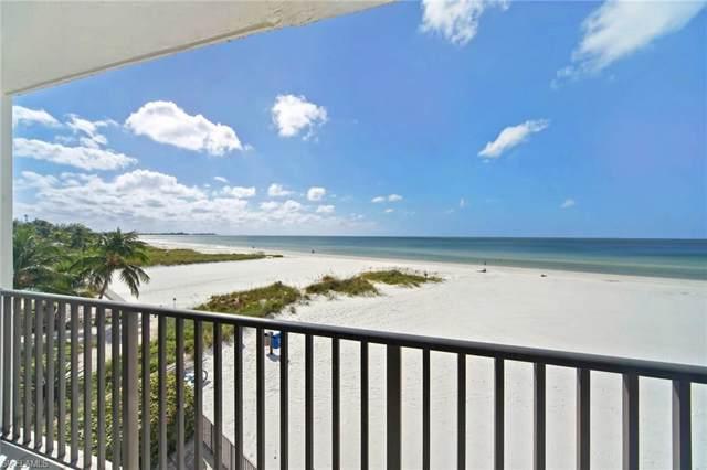 2580 Estero Blvd #302, Fort Myers Beach, FL 33931 (#219068730) :: Caine Premier Properties