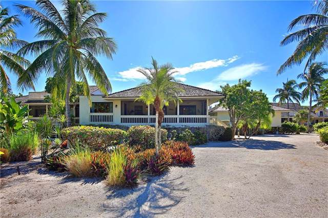 2 Beach Homes, Captiva, FL 33924 (MLS #219068994) :: #1 Real Estate Services