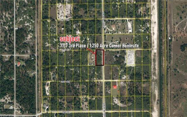 7717 3rd Pl, Lehigh Acres, FL 33936 (#219069782) :: The Dellatorè Real Estate Group