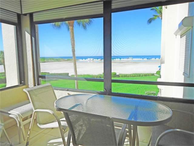 6672 Estero Blvd A208, Fort Myers Beach, FL 33931 (MLS #219071258) :: Kris Asquith's Diamond Coastal Group