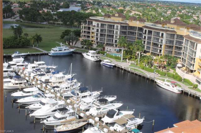 5781 Cape Harbour Dr #1303, Cape Coral, FL 33914 (MLS #219074410) :: RE/MAX Realty Team