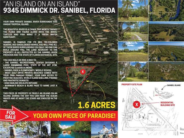 9345 Dimmick Dr, Sanibel, FL 33957 (MLS #219075296) :: RE/MAX Realty Team