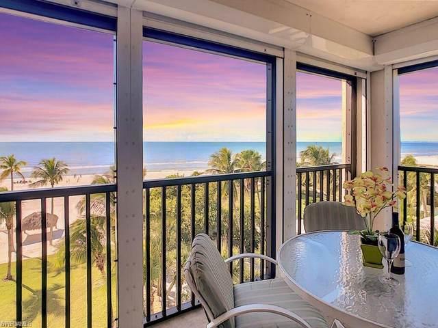 2800 Estero Boulevard #606, Fort Myers Beach, FL 33931 (MLS #219076684) :: Clausen Properties, Inc.