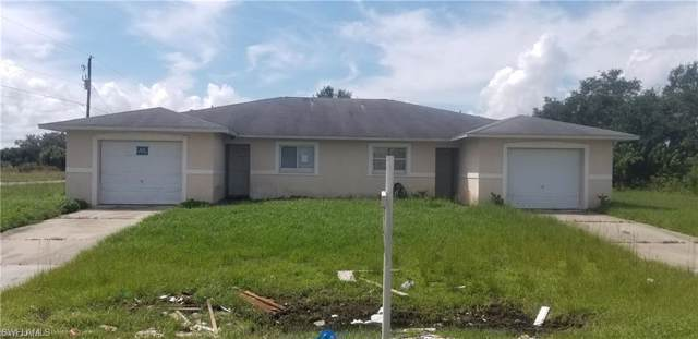 2401/2403 Xelda Avenue N, Lehigh Acres, FL 33971 (MLS #219080288) :: RE/MAX Realty Team