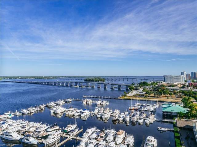 2090 W 1st St G1607, Fort Myers, FL 33901 (MLS #219080927) :: Kris Asquith's Diamond Coastal Group