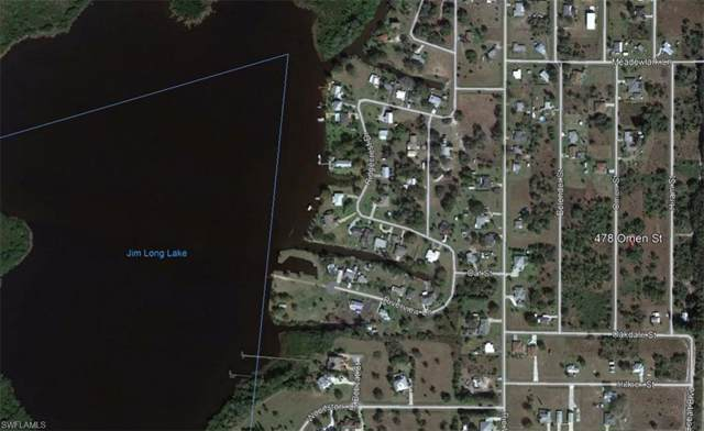 478 Omen St, Punta Gorda, FL 33982 (#219081496) :: The Dellatorè Real Estate Group