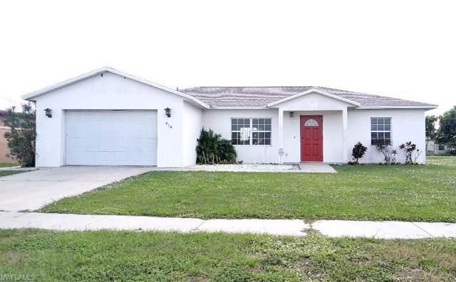 414 W Sugarland Cir, Clewiston, FL 33440 (#219083361) :: The Dellatorè Real Estate Group