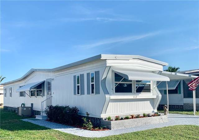 412 Timber Ln N, North Fort Myers, FL 33917 (MLS #219083527) :: RE/MAX Realty Team