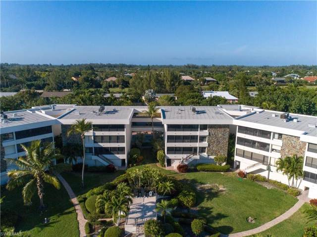 1605 Middle Gulf Drive #121, Sanibel, FL 33957 (MLS #219085004) :: RE/MAX Realty Group