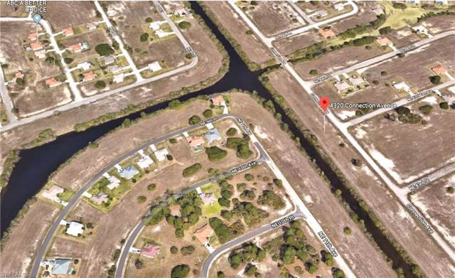 4320 Connection Ave, Cape Coral, FL 33909 (MLS #220000194) :: The Naples Beach And Homes Team/MVP Realty