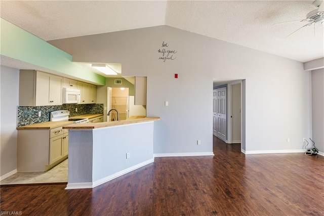 13565 Eagle Ridge Drive #1135, Fort Myers, FL 33912 (MLS #220001616) :: Team Swanbeck