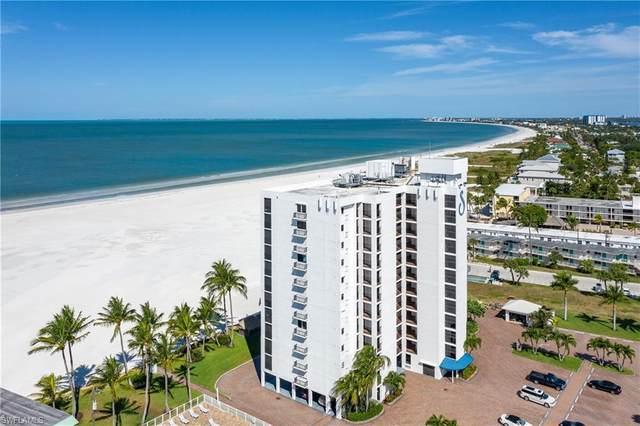 6400 Estero Boulevard #1003, Fort Myers Beach, FL 33931 (MLS #220002241) :: Clausen Properties, Inc.