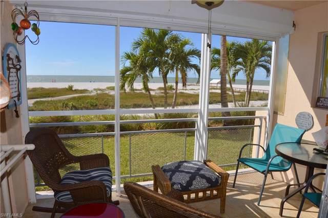 7400 Estero Boulevard #103, Fort Myers Beach, FL 33931 (MLS #220003188) :: Team Swanbeck
